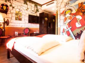 Ritterburg holiday village castle room