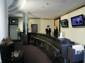 Lindner Hotel Airport 4*, �����������, ����� ��������