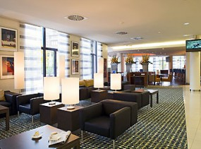 Mercure Novotel Hamburg City (бывший Novotel City Sued) 4*, Гамбург, отели Германии