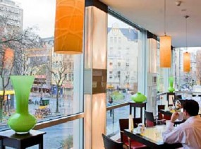 Barcelo Cologne City Center (Ex-Crowne Plaza) 4*, Кёльн, отели Германии