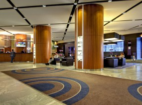 Park Inn by Radisson Berlin Alexanderplatz 4*, Берлин, отели Германии