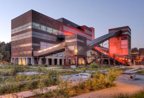 Zeche Zollverein входит в Мировое культурное наследие ЮНЕСКО