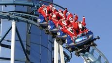 Санта-Клаусы в Европа-Парке. © Europa-Park GmbH