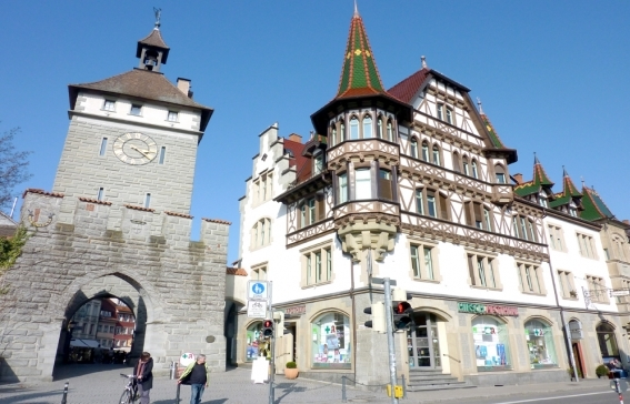 Туры германия австрия швейцария